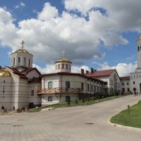 Мужской монастырь. Винновка, Самарская область. :: Василий Гущин