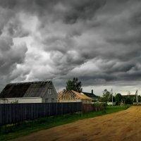 Взволновалось небо... :: Диана Буглак