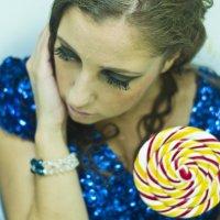 Света конфета :: Юлия Трибунская
