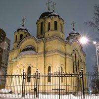храм :: Алексей Кудрявцев