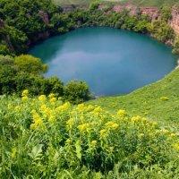 Озеро Шантхурей. :: Эдуард Сычев