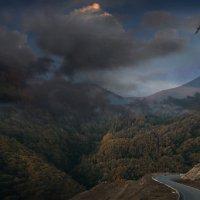 Дорога в горы. :: Эдуард Сычев