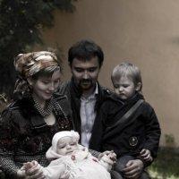 Православные семьи #1 :: Макар Володышкин