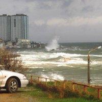 Море волнуется ... :: AV Odessa