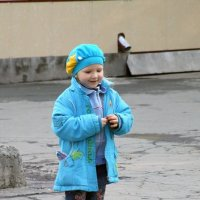 прогулка :: Виталий Елпашев