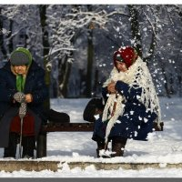 Посиделки на солнышке :: Андрей Lyz