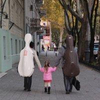 Музыкальная семья... :: Светлана Додонова