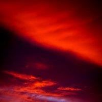 Кровавый закат :: Анна Чапала