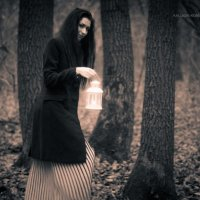 В лесу :: Костя Калугин