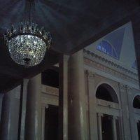 Интерьер Большого Зала Филармонии :: Валентин Малинов