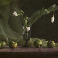 зелёные яблоки :: Алексей Дивнич
