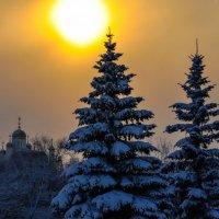 зимний этюд ... :: Maxxx©
