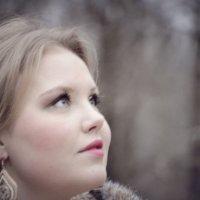 милая девушка :: Ангелина Кочкурова