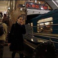 В метро :: DR photopehota