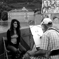 """Портрет"" :: Dasha Svistelnikova"