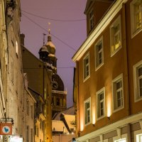 Улица старого города :: Юлия Бокова