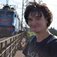 на мосту :: Александр Костин