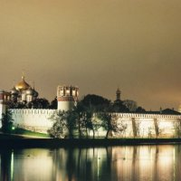 Новодевичий монастырь :: константин чувилин