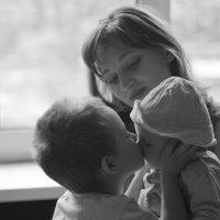 счастливая мама :: Камозина Валерия