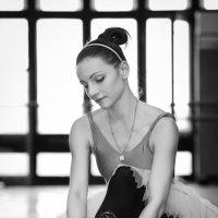 Дмитрий Турчанинов Воробей - балерина