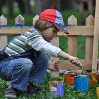 Рождение таланта :: Виталий Пономарев