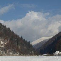 Мороз и солнце... :: Юрий Кальченко