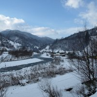 Закарпатські села :: Юрий Кальченко