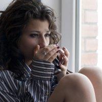 Шашка кофе после бурного утра :: Sergey Zakharov