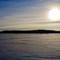 Зимняя рыбалка :: игорь козельцев