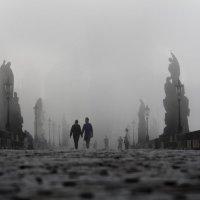 на мосту :: Светлана Куруоглу