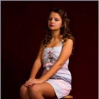Алёна 14 летие :: Максим Куликов
