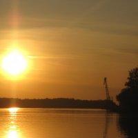 Река Обь :: ВЕРА КРУГЛОВА