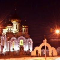 Троицкий собор :: Ирина Фёдорова