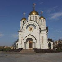 Храм :: Василий Гущин