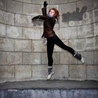 Балет в прыжке :: Катя Болотникова