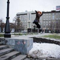 Радость в полете :: Катя Болотникова