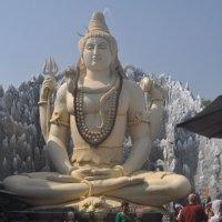 Храм Шивы в Бангалоре :: Вадим Грушицкий