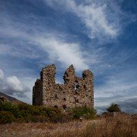 крепость в горах Корсики :: Нина Хренова (Ninonnn)