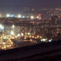 сказочный мой городок... :: Ксения Деревягина