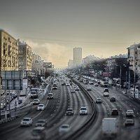 Промерзший город :: Николай Алёхин