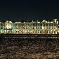 Зимний дворец со стороны Васильевского острова :: Алексей Кудрявцев