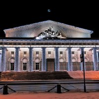 Военно-морской музей (здание Биржи) :: Алексей Кудрявцев