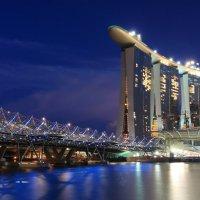 Сингапур ночной :: Anna Shaynurova