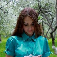 Саша в стране чудес :: Мария Мжельская