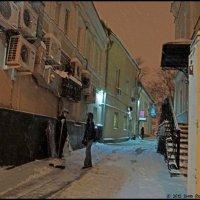 В переулке :: DR photopehota