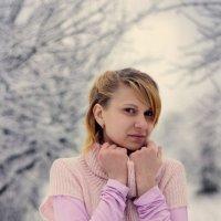зима :: Элеонора Макарова