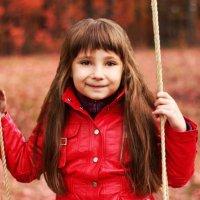 улыбка ребенка-жизнь :: Элеонора Макарова