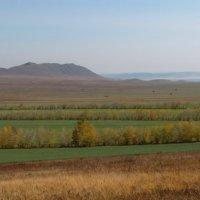 Сибирские просторы :: Виктор Князев