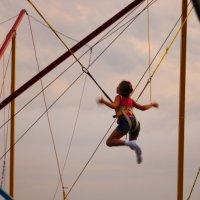 Я умею летать!!!!!!!!! :: Ирина Дегтярева