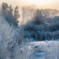 Мороз крепчал :: Виктор Ковчин